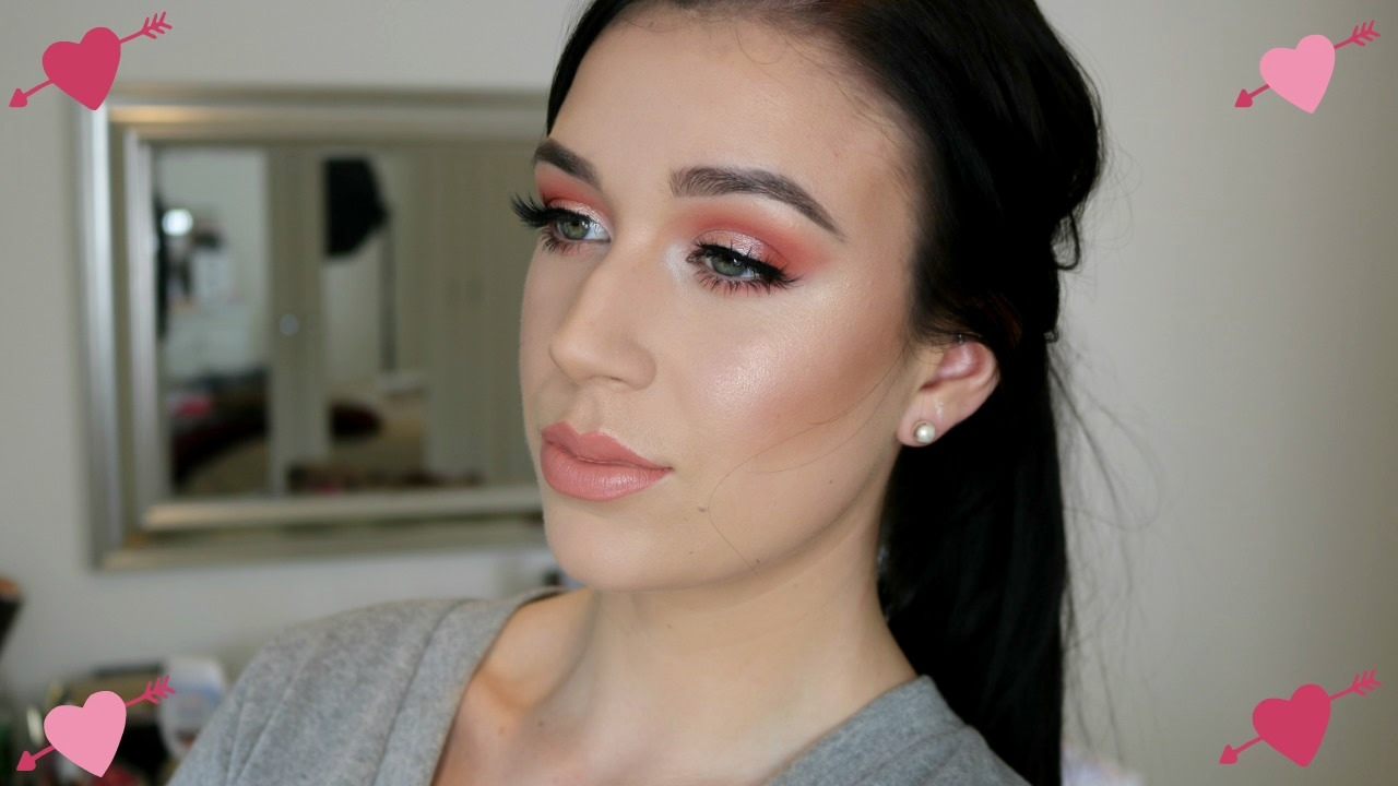 Dramatic valentines look l makeup tutorial youtube dramatic valentines look l makeup tutorial baditri Image collections