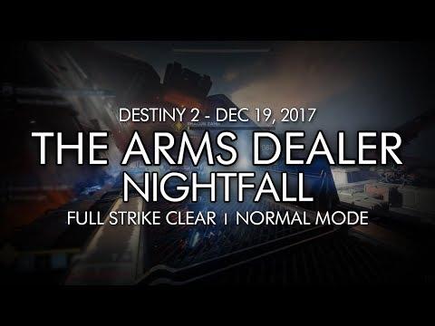 Destiny 2 - Nightfall: The Arms Dealer -...
