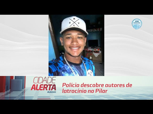 Polícia descobre autores de latrocínio no Pilar