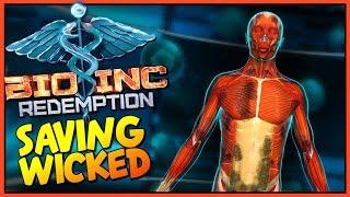 Bio Inc. Redemption - WICKED NEEDS SPECIAL PILLS? 😱😱😱 - Let's Play Bio Inc Redemption Gameplay