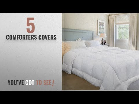 top-10-comforters-covers-[2018]:-adoric-hotel-quality-luxury-soft-microfiber-duvet-cover-set--