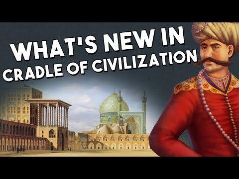EU4: Cradle of Civilization - Feature Stream & Release Party