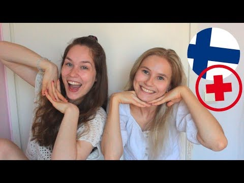 Healthcare In Finland • Q & A With A Finnish Nurse   KatChats