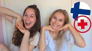 Healthcare in Finland • Q & A with a Finnish Nurse | KatChats