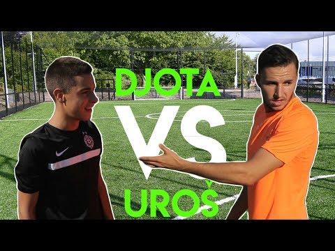 CROSSBAR CHALLENGE w/ Uros Lazarevic