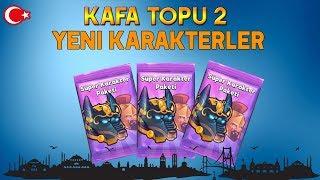 SÜPER KARAKTER PAKETİ AÇILIMI!! - KAFA TOPU 2