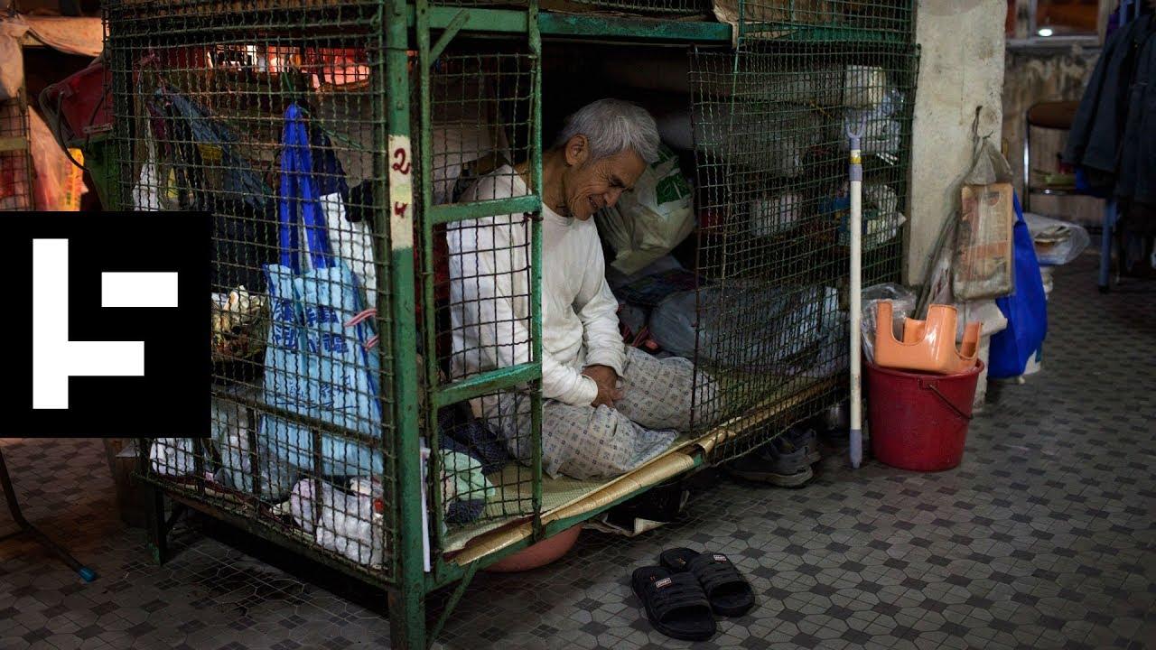 Hong Kong S Coffin Homes