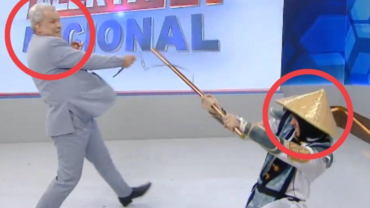 SAMURAI FALSO DA PESTE!