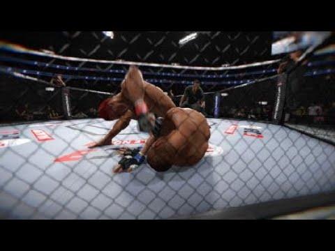 EA SPORTS™ UFC® 2 Sweet chin music