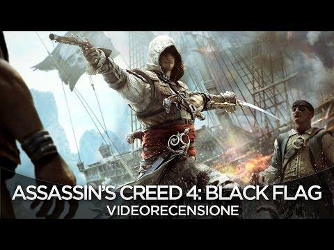 Assassin's Creed 4: Black Flag - Video Recensione ITA