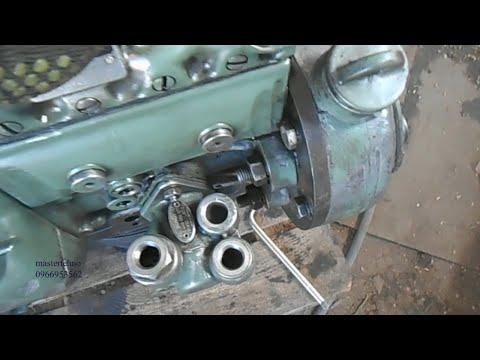 Ремонт двигателя мерседес 364. часть 2.