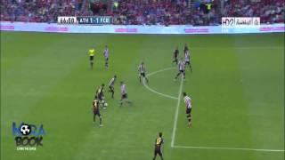 Messi Goal vs Athletic Bilbao (2-2) 4/27/13