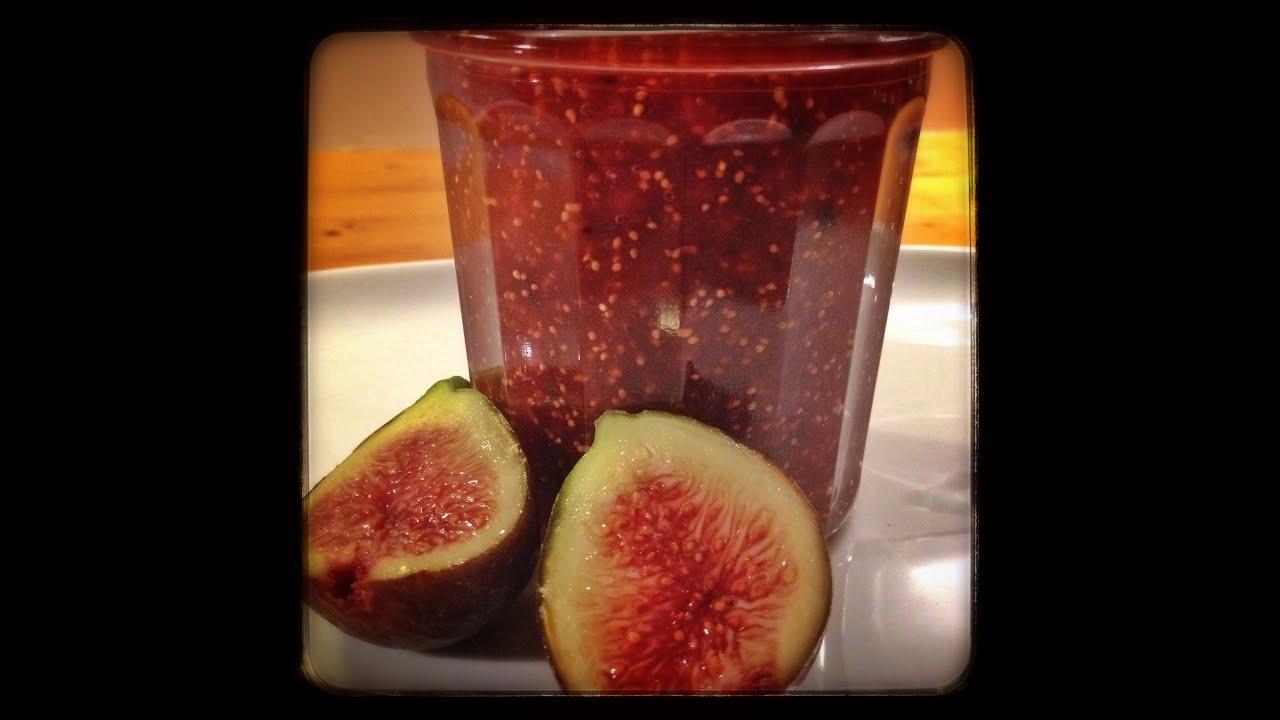 Comment on ose cuisiner un confit de figues rouges - Cuisiner des figues fraiches ...