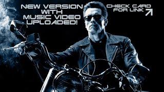 Velocity: Terminator Theme Metal Cover