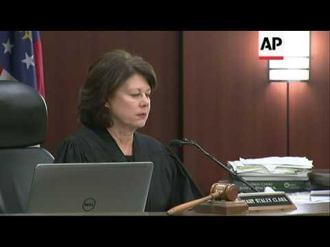 US man gets life sentence in hot car death case