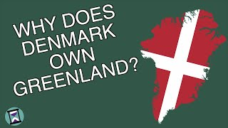 Why does Denmark Own Greenland? (Short Animated Documentary)