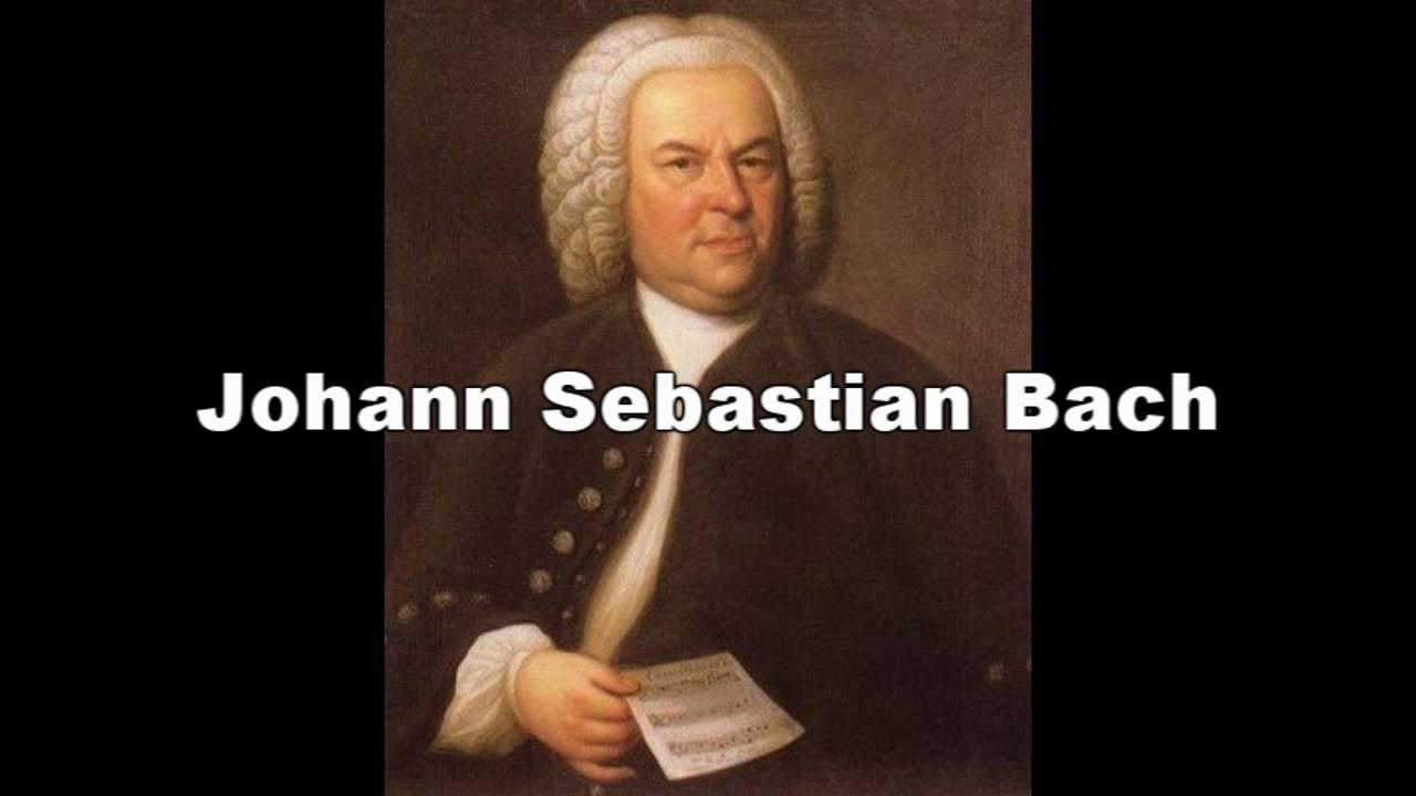 an analysis of johann sebastian bach Documents similar to bach fugue analysis skip carousel carousel previous carousel next music theory 74973110 johann sebastian bach bach figures.
