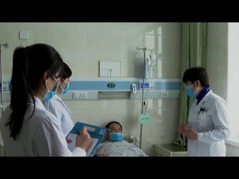 В Китае растет количество жертв нового типа коронавируса.
