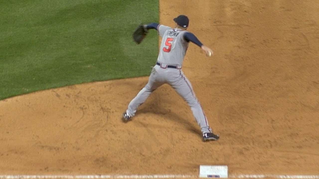 Astros look to keep Freeman's bat quiet (May 10, 2017)