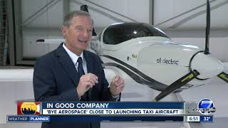 In Good Company: Colorado-based eFlyer would make everyday air travel more affordable