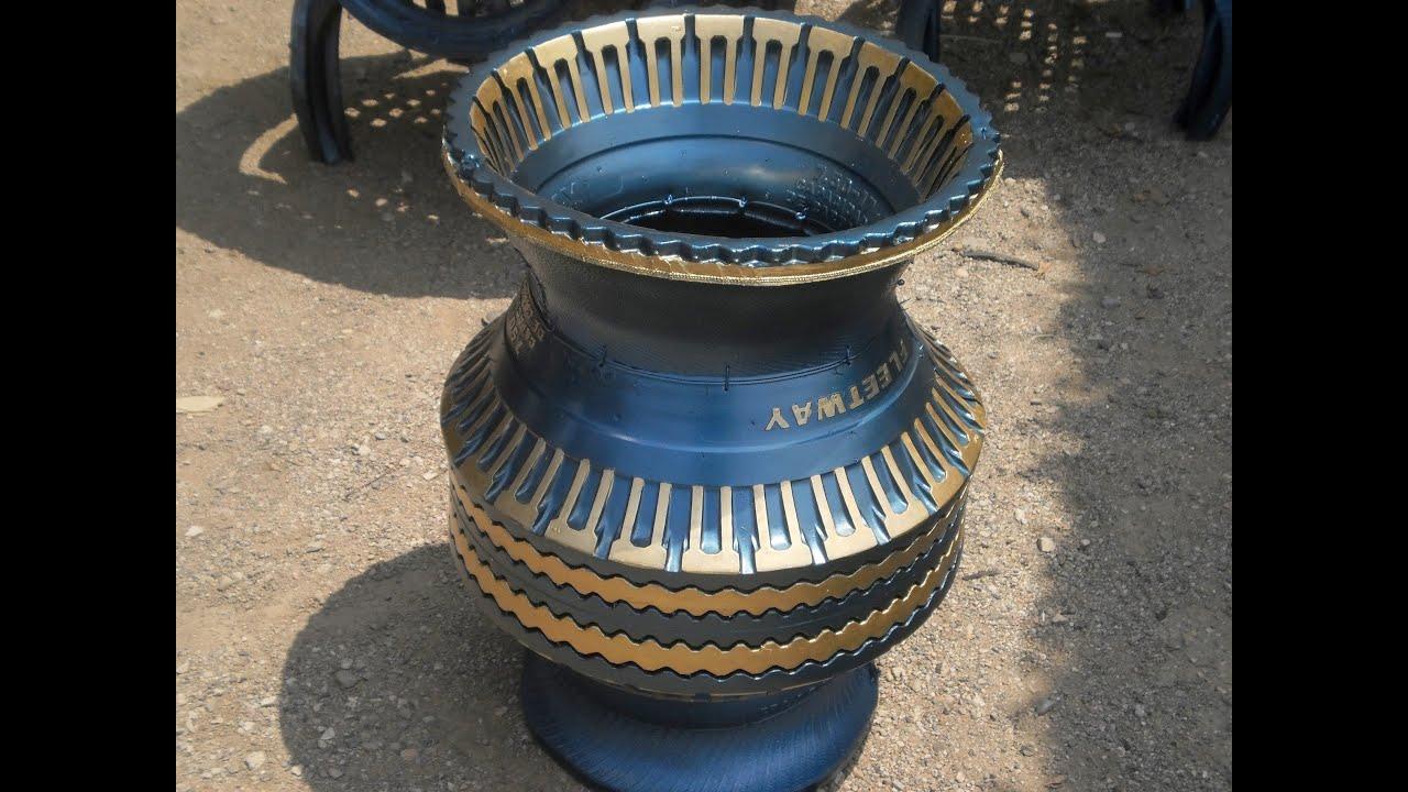 Como se hacen jarrones reciclados para macetas paso a - Macetas de pared ...