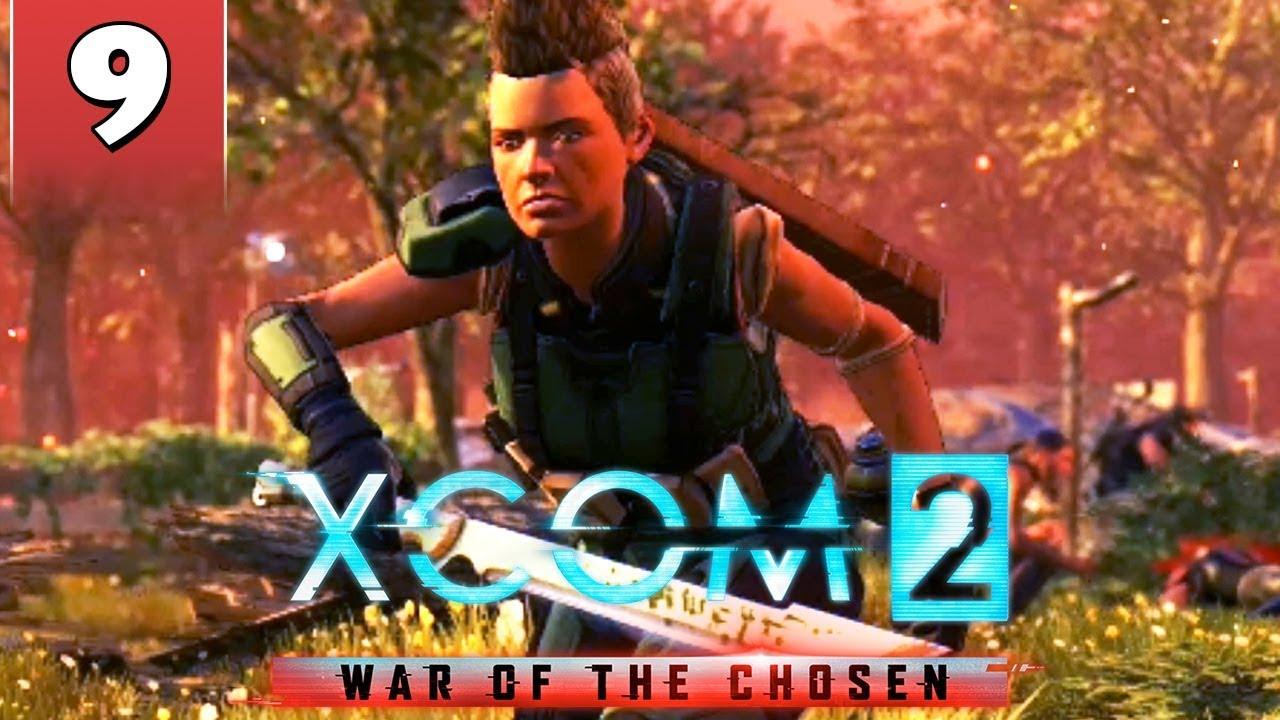 xcom 2 war of the chosen 9 advent retaliation with zombies youtube