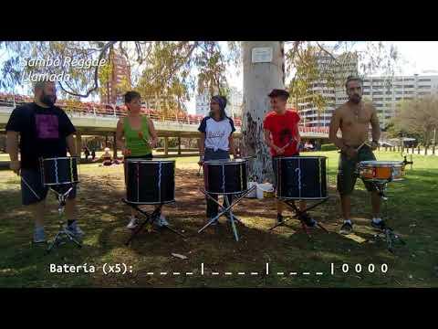 Samba Reggae - Llamada