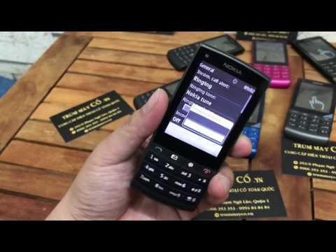 Điện Thoại Cổ Nokia X3-02 chính hãng có tại trummayco.vn