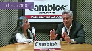 Elector2018 - Cristobal Arias, un candidato con experiencia