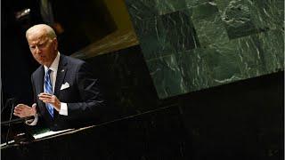 Biden makes embarrassing gaffe during first UN address