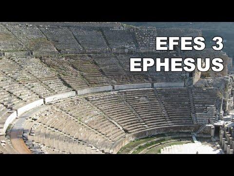 3 dakikada Efes (Ephesus) turu #Turizm