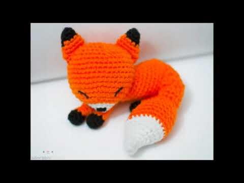 Crochet Amigurumi Fox Free Patterns & Tutorials | 360x480