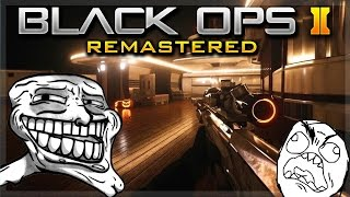 UN GROS RAGEUX sur BLACK OPS 2 | BO2 REMASTERED GAMEPLAY MYTHE ?!