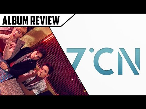 CNBlue - 7°CN Album Review