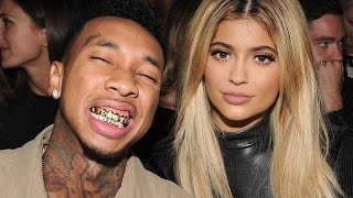 Kylie Jenner & Tyga Living Together Again? Hangs Out With Blac Chyna At Khloe