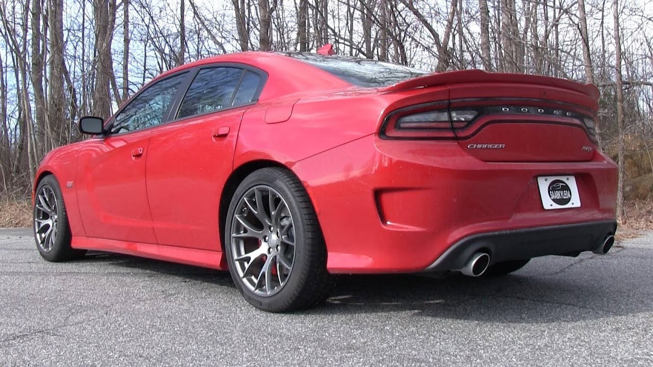 Pure Sound 2016 Dodge Charger Srt 392 Cold Start Revs Acceleration Launch Control Demo