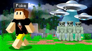 ALIENS INVADED OUR MINECRAFT WORLD!