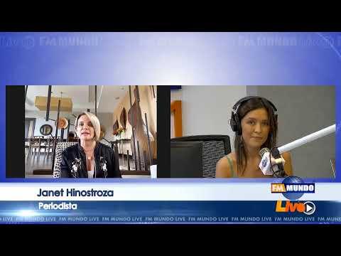 Vamos Mundo Magazine - Perfil, logros y trayectoria de Janet Hinostroza