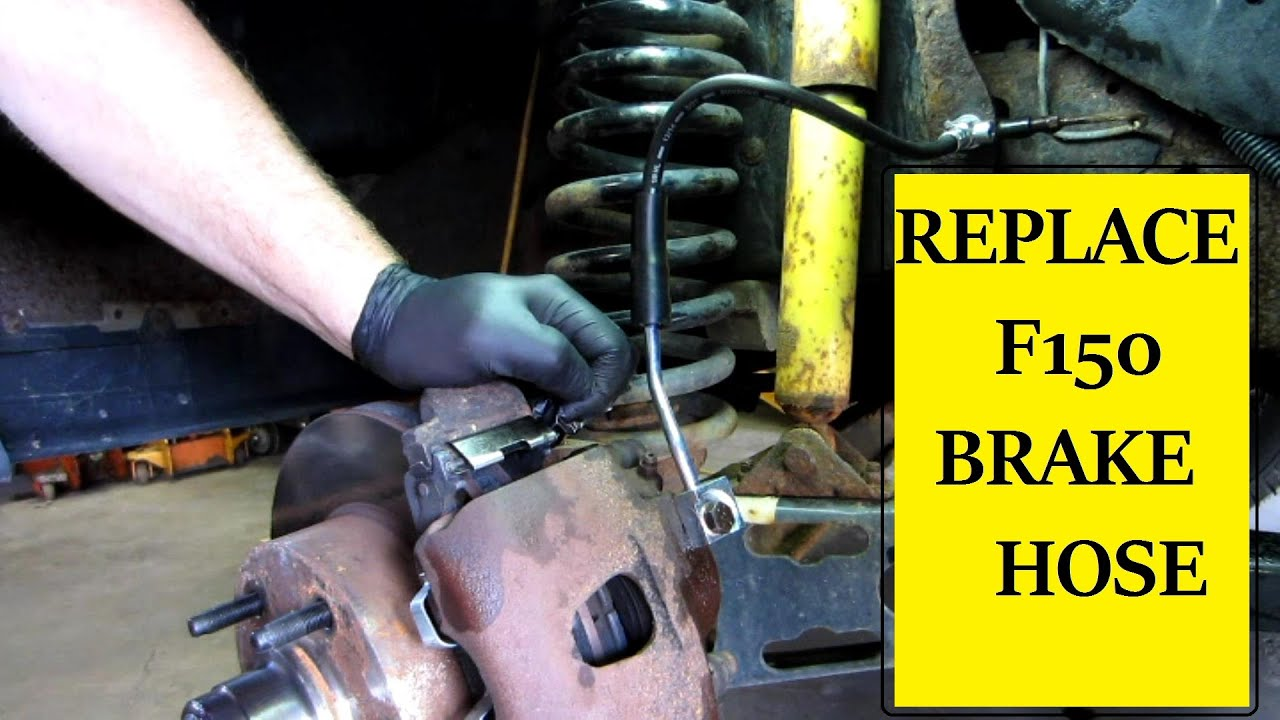 medium resolution of f150 brake hose replacement