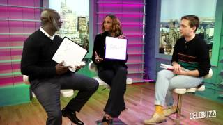 Cynthia Bailey and Peter Thomas Play The Newlywed Game