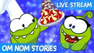 Om Nom Stories - 180 min (Funny Cartoons for Kids) - Cut the Rope