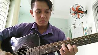 Đời đá vàng ( Vũ Thành An ) Guitar acoustic