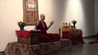 Ven. Fedor Stracke Day 2, Part 1: Shantideva's Guide to the Bodhisattva's Way of Life – Chapter 5