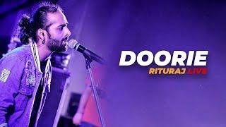 Doorie Sahi Jae Na | Live Performance By Rituraj Mohanty