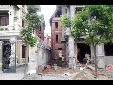Bán biệt thự vườn BT7 Việt Hưng, Long Biên, Hà Nội LH 0904885239