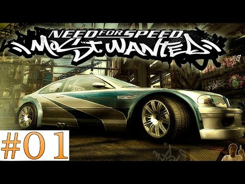▶️ Need For Speed™️: Most Wanted Part1 PS2™️ GamePlay