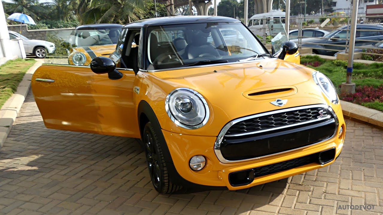 mini cooper s hot as volcano delicious as orange walkaround youtube. Black Bedroom Furniture Sets. Home Design Ideas