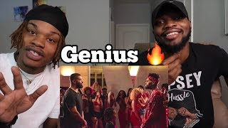 Chris Brown - No Guidance  ft. Drake - REACTION