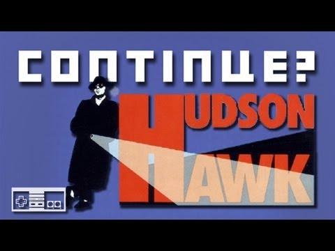 Hudson Hawk (NES) - Continue?