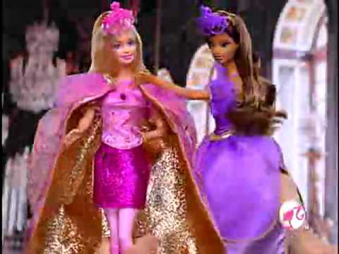 2009 Barbie and The Three Musketeers Corinne Doll Commercial  YouTube